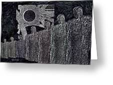 The  Grey  Legions  Greeting Card