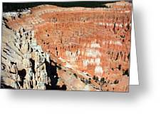 The Grotto At Bryce Canyon Greeting Card