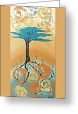 The Healing Tree Greeting Card