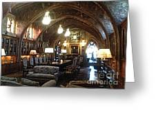 The Hearst Castle Greeting Card