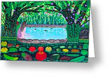 The Hidden Water Greeting Card