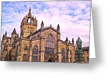 The High Kirk Greeting Card