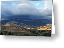 The Hills Of Ashland Greeting Card