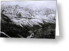 The Himalaya Greeting Card