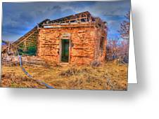 The Homestead 3 Greeting Card