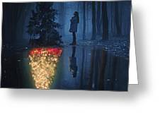 The Hope Of Christmas Greeting Card