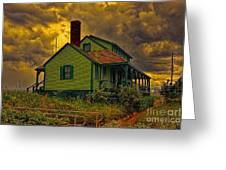 The House Of Refuge Greeting Card