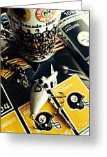 The Immaculate Reception 2 Greeting Card
