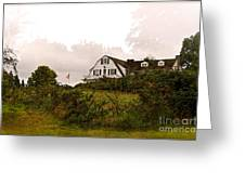 The Inn Greeting Card