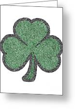 The Intricacies Of A Shamrock Greeting Card
