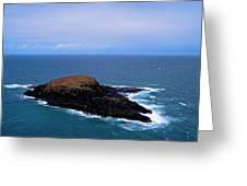 The Island Greeting Card