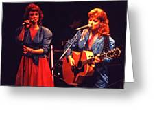 The Judds Greeting Card