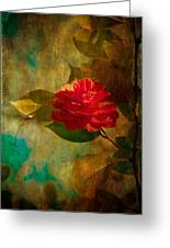 The Lady Of The Camellias Greeting Card by Loriental Photography