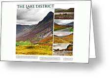 The Lake District Autumn 2 Greeting Card