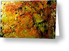 The Last Days Of Autumn Greeting Card