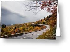 The Linn Cove Viaduct Greeting Card