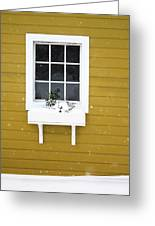 The Little Window Greeting Card