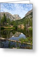 The Loch - Rocky Mountain National Park Greeting Card