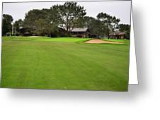 The Lodge Torrey Pines Greeting Card