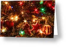 The Magic Of Christmas Greeting Card