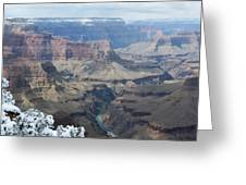 The Mighty Colorado River Greeting Card