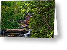 The Mill Paint 2 Greeting Card