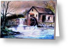 The Millstream Greeting Card