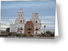 The Missioin Of San Xavier 10 Greeting Card