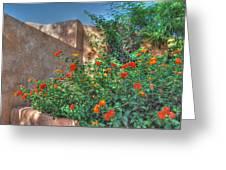 The Monastery Greeting Card