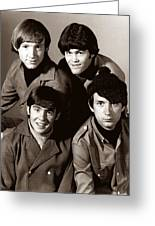 The Monkees 2 Greeting Card