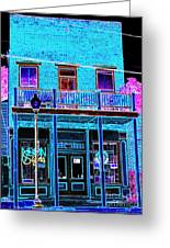The Neon Sign Co In Neons Greeting Card