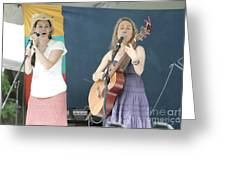 The Nields Greeting Card