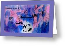 The Nineteen Sixties Greeting Card