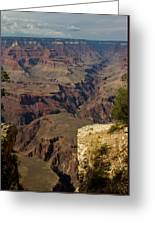 The Nooks And Cranies Of The Grand Canyon Greeting Card