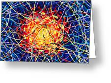 The Nucleus Greeting Card