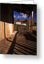 The Oatman Hotel Greeting Card
