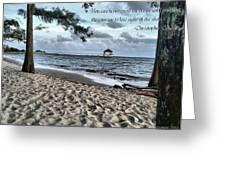 The Ocean Greeting Card
