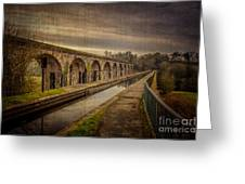 The Old Aqueduct Greeting Card