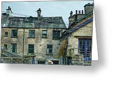 The Old Brewery Kendal Greeting Card