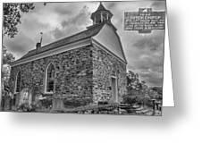 The Old Dutch Church Greeting Card