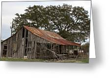 The Old Homestead Greeting Card