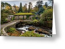 The Old Mill Greeting Card by Adrian Evans