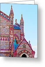 The Old South Church Boston Greeting Card