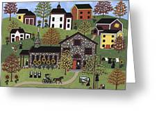 The Old Stone Convent Greeting Card