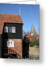 The Old Water Mill Bosham Greeting Card