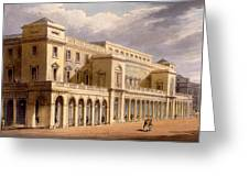 The Opera House, Formerly The Lyceum Greeting Card