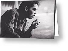 The Outsiders Greeting Card