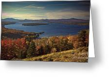 The Overlook Greeting Card