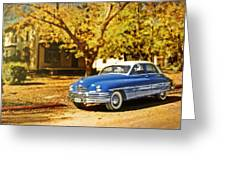The Packard Greeting Card