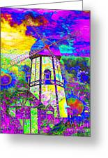 The Pastoral Dreamscape 20130730 Greeting Card